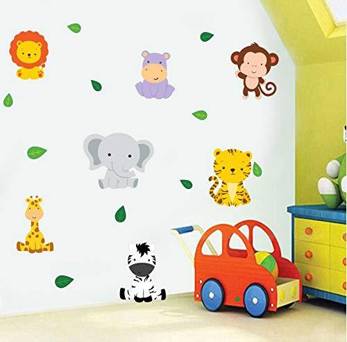 ere Mit Blättern Decals Vinyl Aufkleber Für Kinder Kinderzimmer Schlafzimmer Abnehmbare Tapete Home Decor Wall Art Weihnachtsgeschenk ()