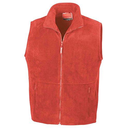 Result Extreme Fleece Jackets Gilet