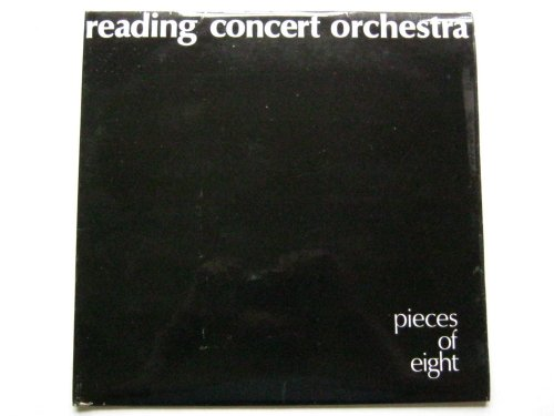Reading Concert Orchestra Pieces Of Eight LP MIM MIM2 EX/EX 1978 with photocopied review from Practical Hi-Fi & Audio February 1978