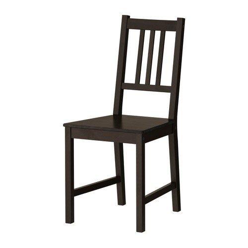 ikea-stefan-stuhl-in-braunschwarz-aus-massivholz