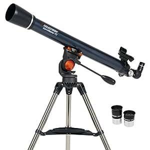 Celestron 21061 AstroMaster 70AZ Refractor Telescope