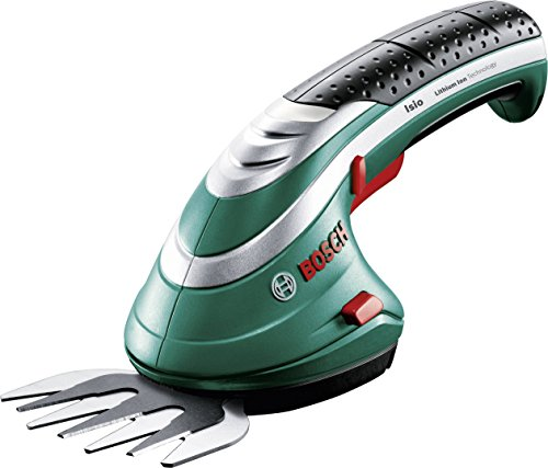 Bosch Home and Garden Isio Promo-Edition Akku Grasschere inkl. Akku 3.6V Li-Ion