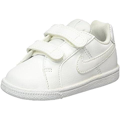 Nike Court Royale (Tdv), Zapatos de Primeros Pasos Para Bebés