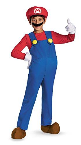 Nintendo Deluxe Super Mario Kinder-Kostüm