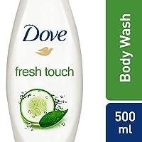 Dove Go Fresh Body Wash Cucumber, 500ml