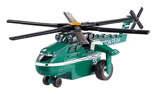Mattel CDW06 - Disney Planes 2 - Immer im Einsatz - Pull & Fly Buddies - Windlifter [UK Import]
