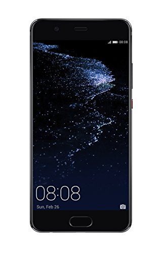 "Huawei P10 Plus 4G Negro - Smartphone (14 cm (5.5""), 2560 x 1440 Pixeles, 20 MP, Android, 7, Negro)"