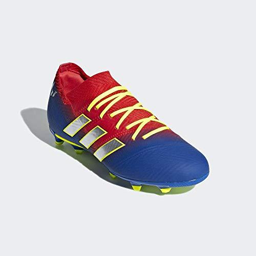 adidas Unisex-Kinder Nemeziz Messi 18.1 Fg J Fußballschuhe, Mehrfarbig (Multicolor 000), 35 EU