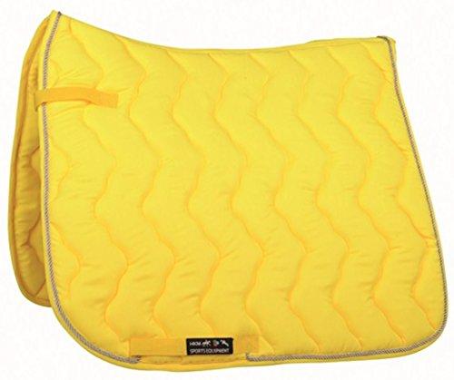 Hkm–Sudadero para Caballo de neón, versatilidad, Neon Amarillo
