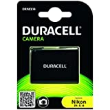 Duracell DRNEL14 Pile pour Appareil Photo Numérique Nikon Blanc