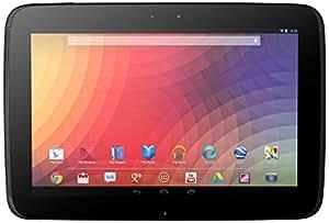 """Google Nexus Tablette-PC à écran tactile ARM Cortex-A15 RAM HDD Android Noir 25,6 cm (10,1"""") 2 Go 32 Go"""