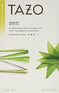 Tazo Zen Green Tea 20ct Box by Unknown