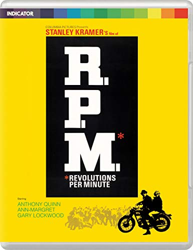 R.P.M - Limited Edition [Blu-ray]