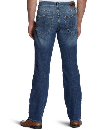 Lee Herren, Straight Leg, Jeans, Brooklyn Comfort Blau