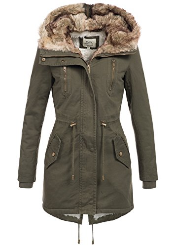 Winter Damen Parka