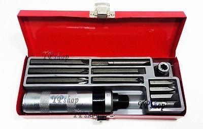 Cacciavite giravite impatto percussione 12pz reversibile chrome vanadio battere
