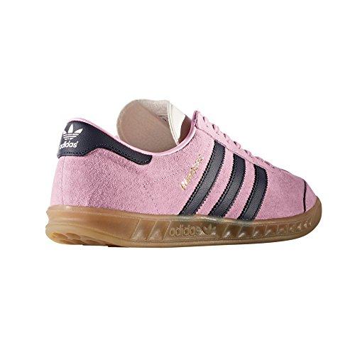 Adidas Hamburg. Scarpe Donna. Sneaker. Loe -Top. Vari Colori Wonder Pink f10