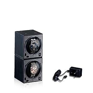 Beco Boxy Watch Winder Professional 2 x Watch Winders Plus Free UK POWER SUPPLY!