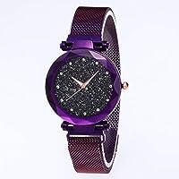 Regalo di Sky donne della fascia Stella Sky Watch Mesh orologio da polso al quarzo cielo della stella della vigilanza di…