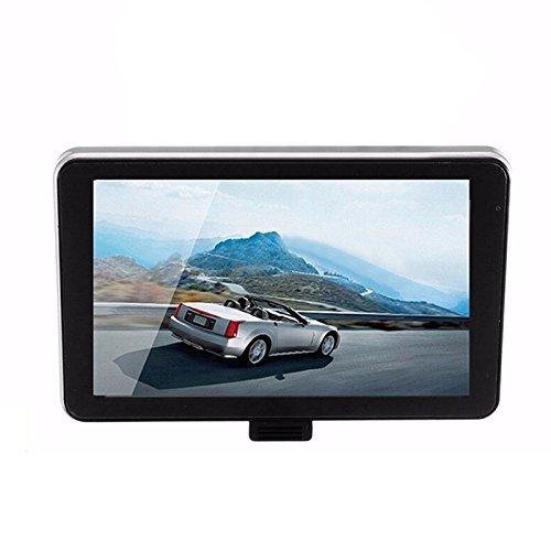 Navigateur - SODIAL(R)Truck Navigation 4Go 5,0 pouces GPS Navigation Satellite Car Auto Carte