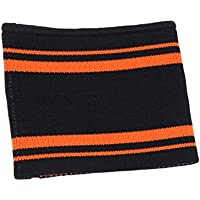 LIOOBO 2 Piezas Cubierta de pie Moda portátil útil práctica práctica cálida Cubierta de pie Ejercicio Cubierta de pie Deporte Cubierta de pie para Hombres Mujeres-Naranja