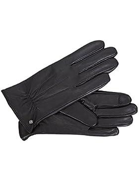Klassische Damenhandschuhe von smarthands by Roeckl in schwarz