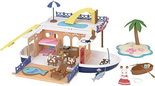 sylvanian-families-5206-bateau-de-croisiere-mobilier-de-poupee-sylvanian