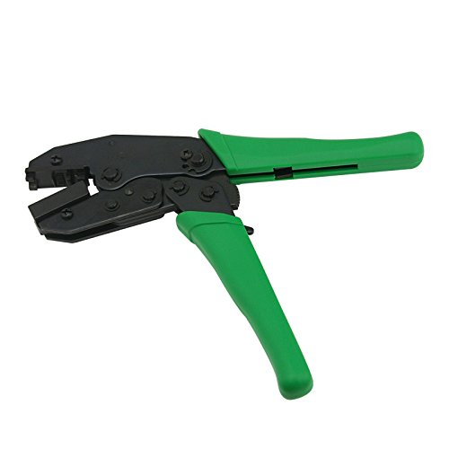 Heavy Duty Ratchet Crimp Tool for Molex 8P8C RJ45 Connectors