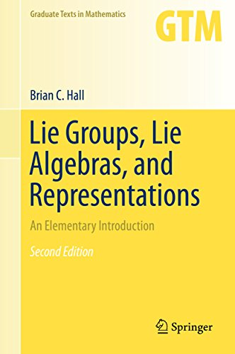 Lie Groups, Lie Algebras, and Representations: An Elementary Introduction (Graduate Texts in Mathematics Book 222) (English Edition)
