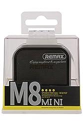 Remax Music Box Rb-M8 Mini Bluetooth Speaker Aux Tf Card Handsfree