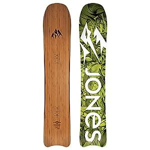 Jones Snowboards Herren Freeride Snowboard Hovercraft 156 2019