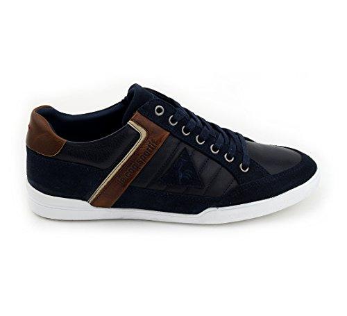 Chaussures Alsace Low Lea Black - Le Coq Sportif bleu dress
