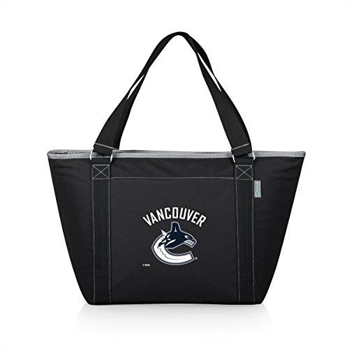 (NHL Vancouver Canucks Topanga Isolierte Kühler Tote, schwarz)