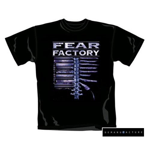 Fear Factory - T-Shirt Demanufacture (in S)