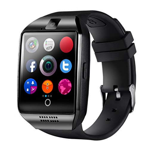 Smartwatch,LATEC Reloj Inteligente Android Ranura
