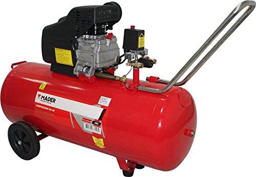 Compresor de Aire 100 Litros 2Hp Garantizado