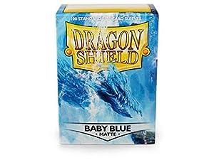 Dragon Shield, Sobres para Tarjetas, Color Azul bebé, 1