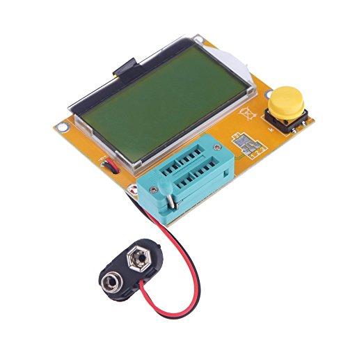 Preisvergleich Produktbild SODIAL(R) Multi-Meter Tester ESR Meter LCR-MOS-PNP/NPN/LCD Hintergrundbeleuchtung
