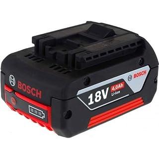 Bosch–BATTERY TYPE 1600Z00038, a4052993466024d Original, 4000mAh, 18V, Li-Ion