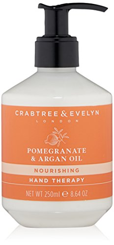 Crabtree & Evelyn crema idratante per le mani Pomegranate/Argan oil 250g