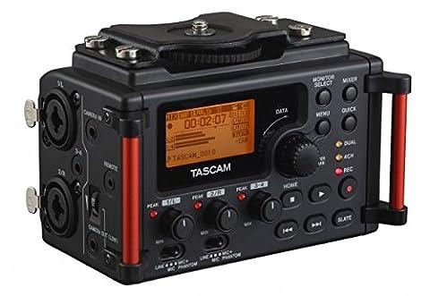 Enregistreur Audio Numerique - Tascam DR-60D MKII Enregistreur audio stéréo portable