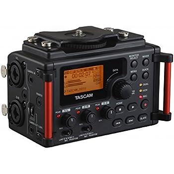Tascam DR-60DMKII – Portable linear PCM Stereo Recorder for DSLR