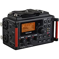 Tascam DR-60DMKII – Portable linear PCM Stereo Recorder for DSLR