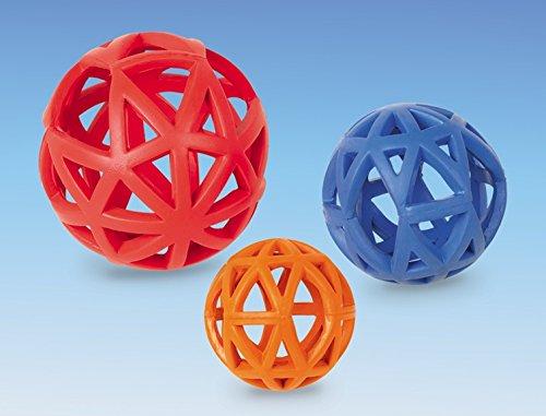 Nobby Hohlfaser-Ball aus Gummi, Hundespielzeug… | 04033766600760