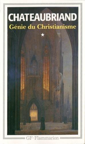 Génie du christianisme, tome 1 par Chateaubriand