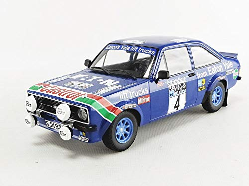 Minichamps 155788704 1:18 Ford RS1800 Winner 1978 Lombard RAC Rally, Multi