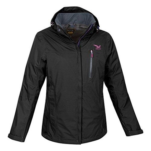 SALEWA shakti 2.0 pTX w veste pour femme Noir - Noir/0780