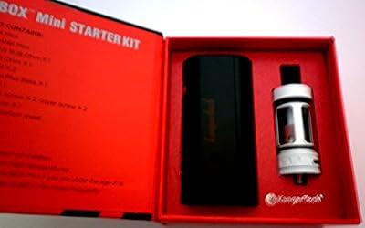 Kangertech Subox Mini Starter Kit Das neue Kanger SUBOX Mini 50W E Shisha in 2 Farben von E Zigarette