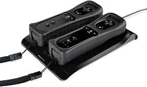 Dock système d'alimentation à induction 'Vield' pour télécommande Wii - noir