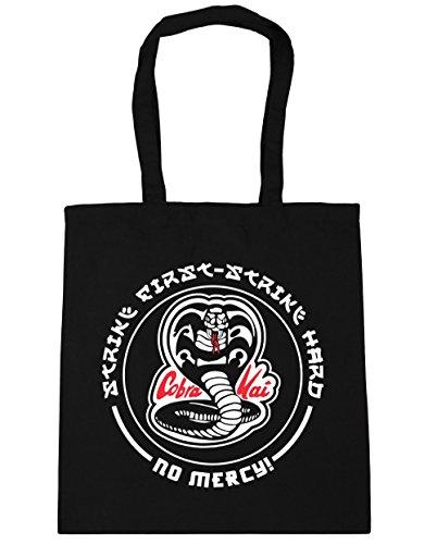 41bphmTd2ZL - Bolsa de la compra/playa Cobra Kai con diseño molón